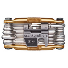 Multi tool Crankbrothers M19 gold