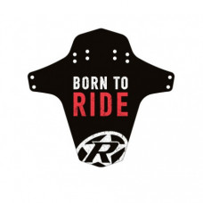Aparatoare Reverse Born to Ride negru/alb/rosu