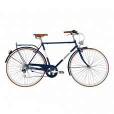 Bicicleta Adriatica Condorino 28 albastra 54 cm