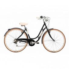 Bicicleta Adriatica Danish Lady 6v 28 neagra 48 cm