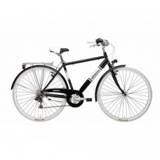 Bicicleta Adriatica Panarea 28 Negru 500mm