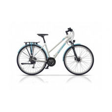 Bicicleta CROSS Amber - 28 trekking - 520mm