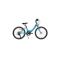 Bicicleta CROSS Alissa - 20 junior - turcoaz