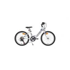 Bicicleta CROSS Alissa - 24 junior - alb
