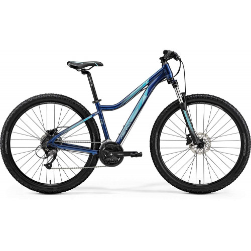 Bicicleta Merida Dama Juliet 7 40 Albstru Inchis