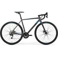 Bicicleta Merida Mission CX 400 Mat Argintiu