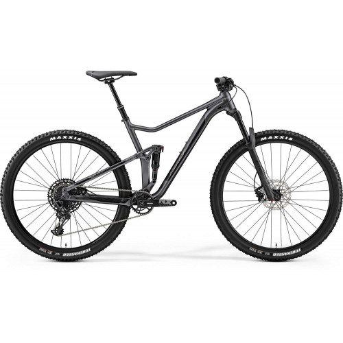 Bicicleta Merida One Twenty 9600 Silk Negru Metal