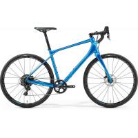 Bicicleta Merida Silex 600 Albstru Metal