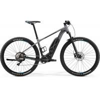 Bicicleta Merida eBig Nine 500 mat Gri Negru
