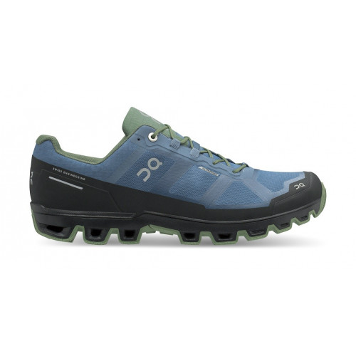 Pantofi alergare ON Cloudventure Waterproof seal kelp