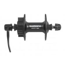 Butuc fata Shimano HBM475 disc 36h negru