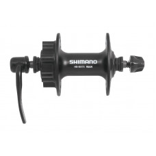 Butuc fata Shimano HBM475 disc 32h negru